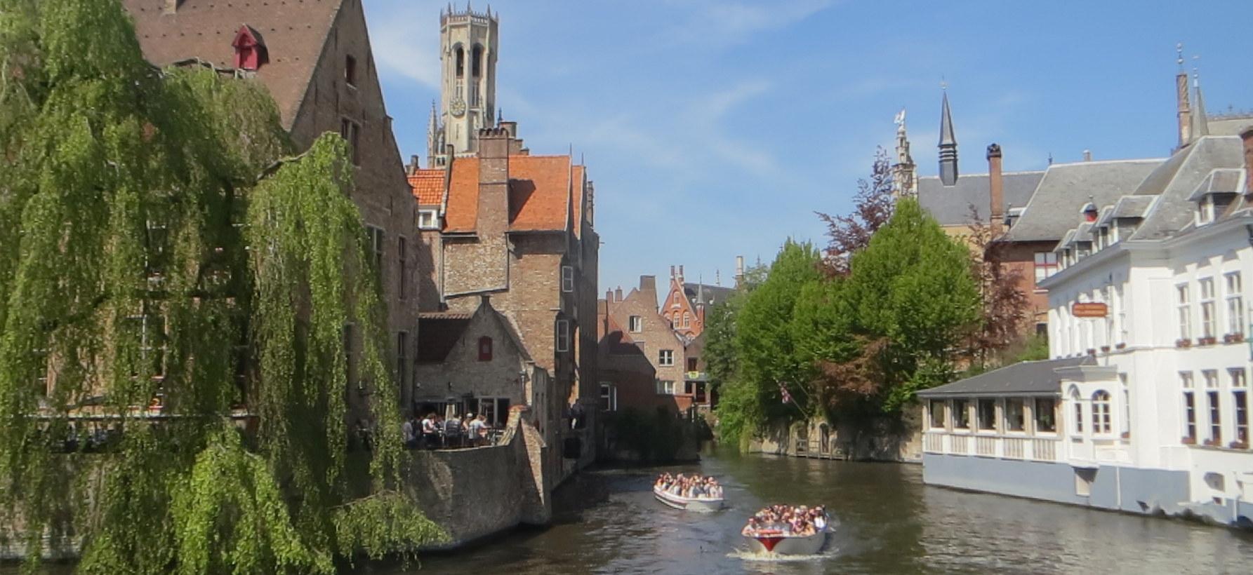 Daguitstap naar Brugge